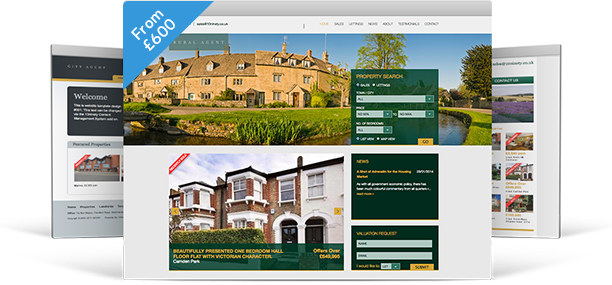Estate Agent Websites